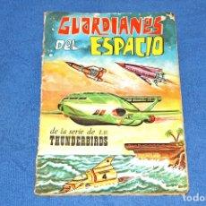 Coleccionismo Álbum: THUNDERBIRDS - GUARDIANES DEL ESPACIO (EDITORIAL FHER) - COLECCIÓN COMPLETA Y EN BUEN ESTADO. Lote 68281109