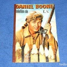 Coleccionismo Álbum: DANIEL BOONE - EL RAPTO (FHER) - COLECCIÓN COMPLETA Y EN BUEN ESTADO. Lote 68281653