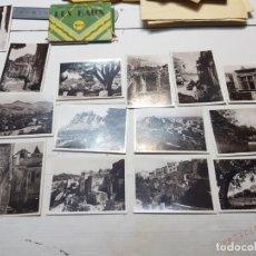 Coleccionismo Álbum: ALBUM DE FOTOS COMPLETO LES BAUX FRANCIA EN FUNDA ORIGINAL. Lote 175880203