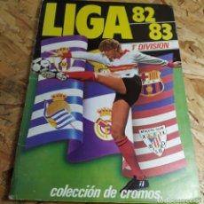 Coleccionismo Álbum: ALBUM COMPLETO 1982 1983. Lote 176011415