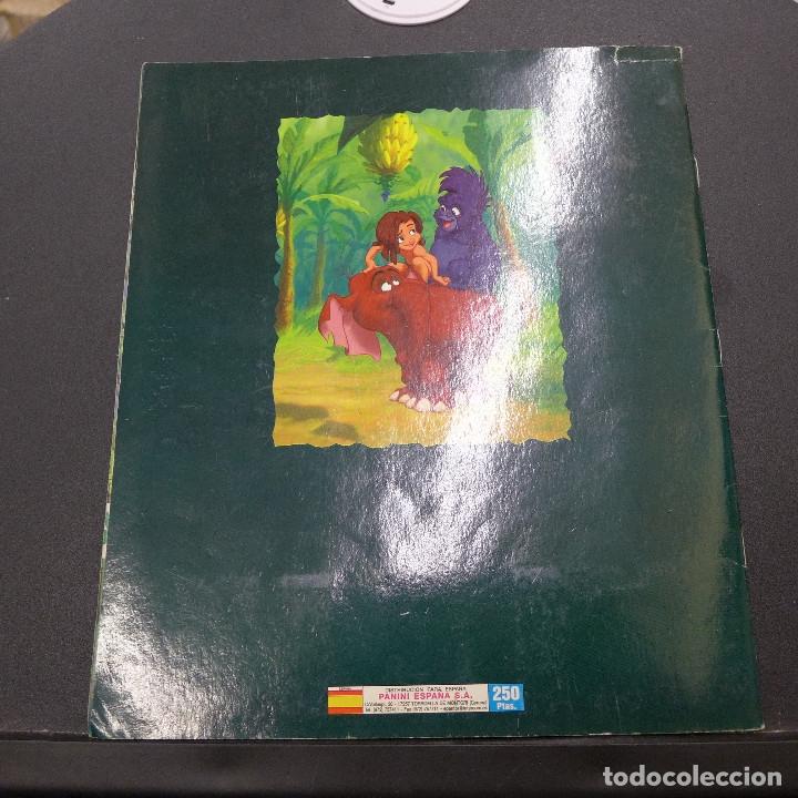 Coleccionismo Álbum: ALBUM TARZAN DE PANINI COMPLETO INCLUYE POSTER - Foto 19 - 176266289