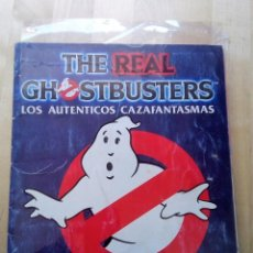 Coleccionismo Álbum: THE REAL GHOSTBUSTERS. PANINI. Lote 176313792