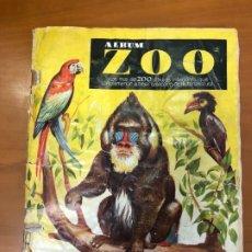 Coleccionismo Álbum: ALBUM ZOO COMPLETO. Lote 176356943