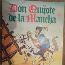 Coleccionismo Álbum: DON QUIJOTE DE LA MANCHA DANONE. Lote 176391088