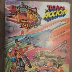 Coleccionismo Álbum: TECNICA Y ACCION. Lote 176510383