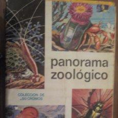 Coleccionismo Álbum: PANORAMA ZOOLOGICO. Lote 176510534