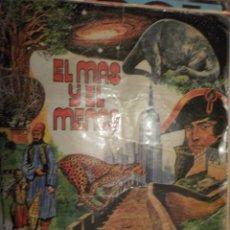 Coleccionismo Álbum: EL MAS Y EL MENOS . ALBUM TAMAÑO CUARTILLA. Lote 176510819