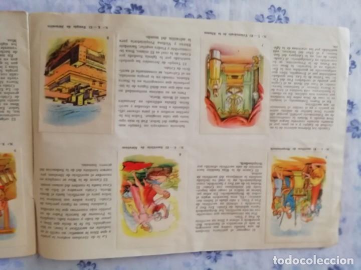 Coleccionismo Álbum: ALBUM CROMOS COMPLETO LA SANTA MISA EXPLICADA A LOS NIÑOS - Foto 4 - 176781174