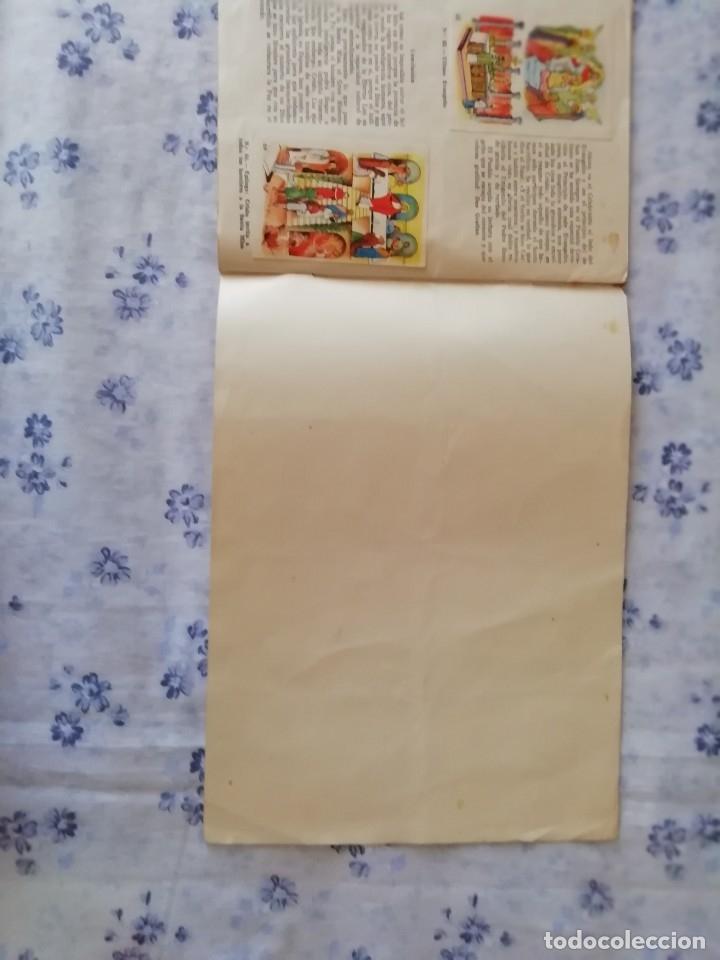 Coleccionismo Álbum: ALBUM CROMOS COMPLETO LA SANTA MISA EXPLICADA A LOS NIÑOS - Foto 19 - 176781174