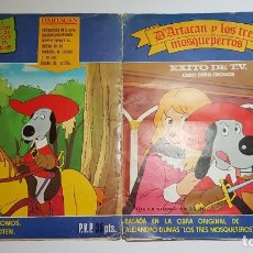 Coleccionismo Álbum: LISEL - D ARTACAN Y LOS TRES MOSQUEPERROS - ALBUM COMPLETO. Lote 176912548