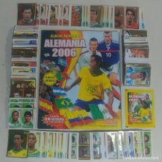 Coleccionismo Álbum: ALBUM COPA MUNDIAL ALEMANIA 2006 - EDITORIAL NAVARRETE - 100% COMPLETO. Lote 176954398