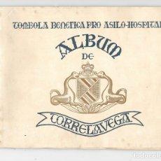 Coleccionismo Álbum: TORRELAVEGA ALBUM PRIMERO DEL ASILO HOSPITAL AGOSTO 1956. Lote 177178980