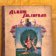 Coleccionismo Álbum: ALBUM SALSAFRAN COMPLETO . Lote 177210170