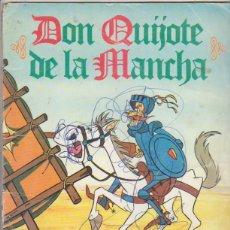 Coleccionismo Álbum: ÁLBUM DON QUIJOTE DE LA MANCHA. DANONE. COMPLETO 94 CROMOS. Lote 177252727