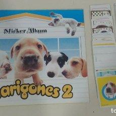 Coleccionismo Álbum: ALBUM NARIGONES 2 HANA DEKA - EDITORIAL NAVARRETE 100% COMPLETO. Lote 177531103