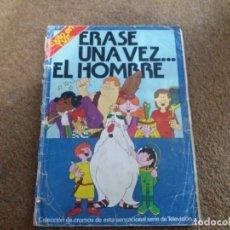 Coleccionismo Álbum: ÁLBUM DE CROMOS. ERASE UNA VEZ EL HOMBRE. PACOSA DOS. 1978. ÉXITO DE TVE. COMPLETO. 400 CROMOS.. Lote 177549320