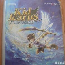 Coleccionismo Álbum: KID ICARUS UPRISING. Lote 177559388