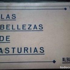 Coleccionismo Álbum: LAS BELLEZAS DE ASTURIAS. Lote 177678052