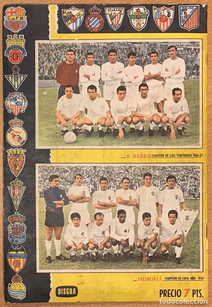 Coleccionismo Álbum: CAMPEONATO DE LIGA 1967-68 COMPLETO - Foto 2 - 177860765