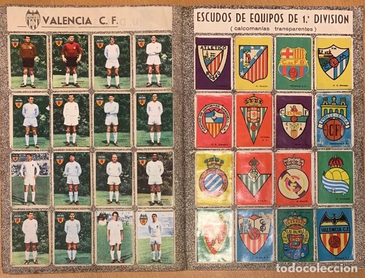 Coleccionismo Álbum: CAMPEONATO DE LIGA 1967-68 COMPLETO - Foto 3 - 177860765