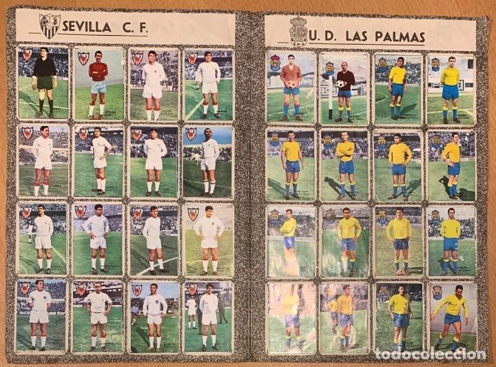 Coleccionismo Álbum: CAMPEONATO DE LIGA 1967-68 COMPLETO - Foto 4 - 177860765