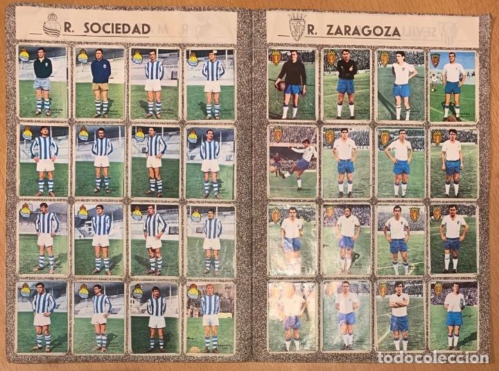 Coleccionismo Álbum: CAMPEONATO DE LIGA 1967-68 COMPLETO - Foto 5 - 177860765
