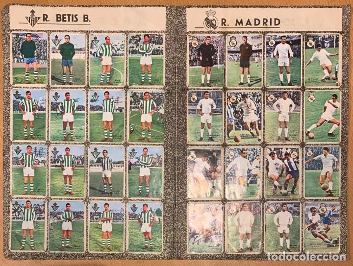 Coleccionismo Álbum: CAMPEONATO DE LIGA 1967-68 COMPLETO - Foto 6 - 177860765