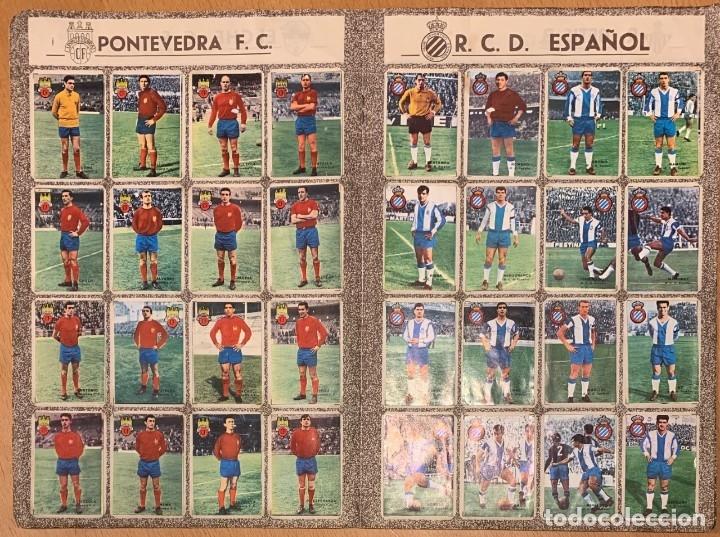 Coleccionismo Álbum: CAMPEONATO DE LIGA 1967-68 COMPLETO - Foto 7 - 177860765