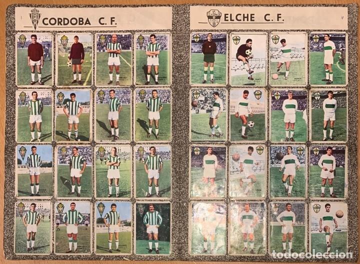 Coleccionismo Álbum: CAMPEONATO DE LIGA 1967-68 COMPLETO - Foto 8 - 177860765
