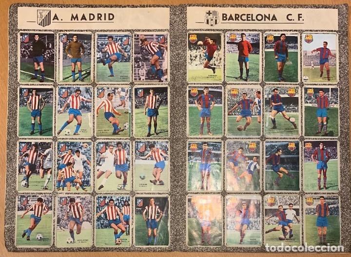 Coleccionismo Álbum: CAMPEONATO DE LIGA 1967-68 COMPLETO - Foto 10 - 177860765