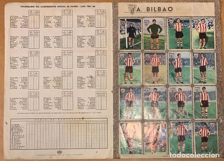 Coleccionismo Álbum: CAMPEONATO DE LIGA 1967-68 COMPLETO - Foto 11 - 177860765
