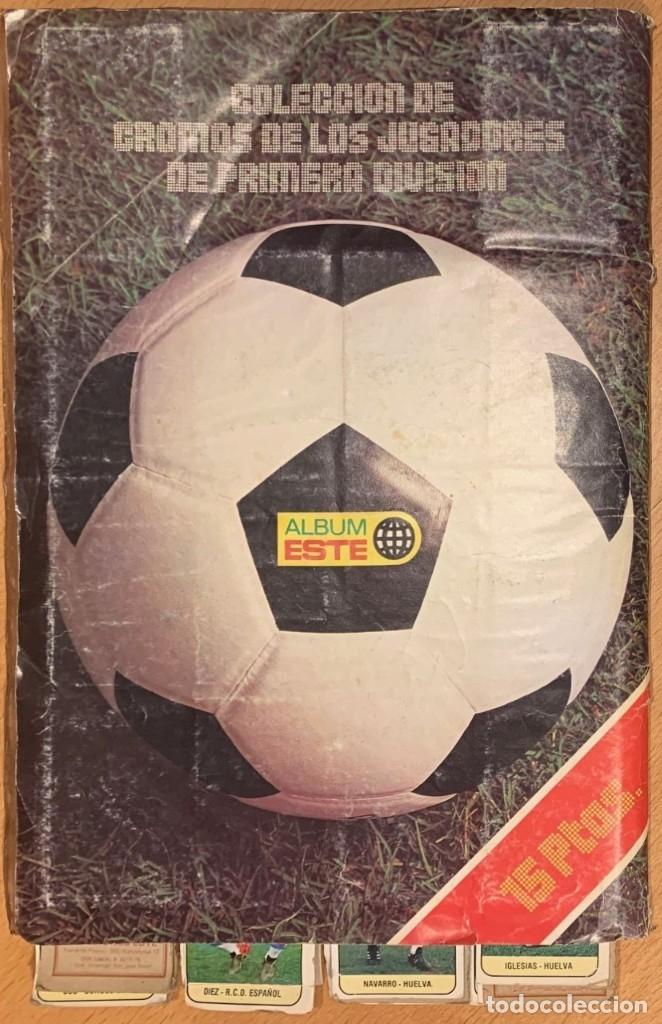 Coleccionismo Álbum: ALBUM ESTE CAMPEONATO DE LIGA 78-79 FUTBOL 1ª DIVISION. MAS QUE COMPLETO - Foto 2 - 177863923