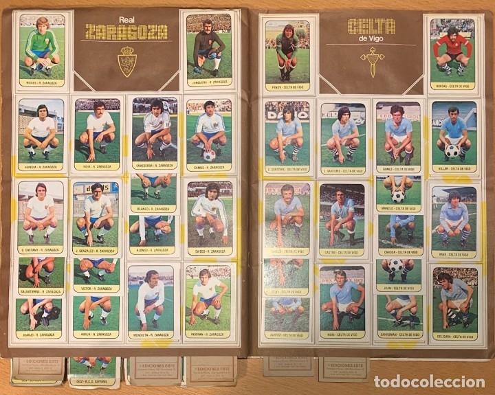 Coleccionismo Álbum: ALBUM ESTE CAMPEONATO DE LIGA 78-79 FUTBOL 1ª DIVISION. MAS QUE COMPLETO - Foto 5 - 177863923