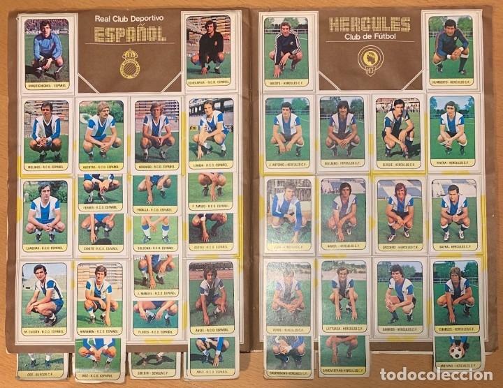 Coleccionismo Álbum: ALBUM ESTE CAMPEONATO DE LIGA 78-79 FUTBOL 1ª DIVISION. MAS QUE COMPLETO - Foto 6 - 177863923