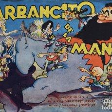Coleccionismo Álbum: GARBANCITO DE LA MANCHA (240 CROMOS - COMPLETO) - VARIOS AUTORES. Lote 178087299