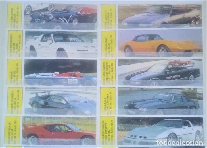 Coleccionismo Álbum: 186 (completa) Cromos autoadhesivas Comicromo. Año 1976. Sin pegar - Foto 3 - 178102440