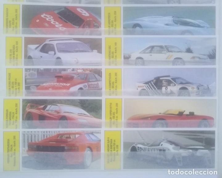 Coleccionismo Álbum: 186 (completa) Cromos autoadhesivas Comicromo. Año 1976. Sin pegar - Foto 6 - 178102440