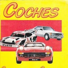 Coleccionismo Álbum: COCHES ,EDICIONES UNIDAS .COMPLETO. Lote 178129500