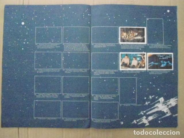 Coleccionismo Álbum: STAR WARS 1977 ALBUM CASI VACIO + ALBUM PARA COMPLETAR - LEER DESCRIPCION - Foto 10 - 178265065