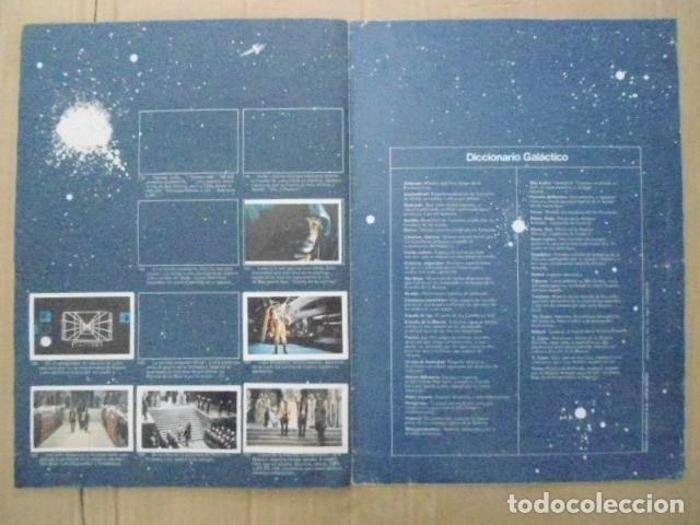 Coleccionismo Álbum: STAR WARS 1977 ALBUM CASI VACIO + ALBUM PARA COMPLETAR - LEER DESCRIPCION - Foto 12 - 178265065