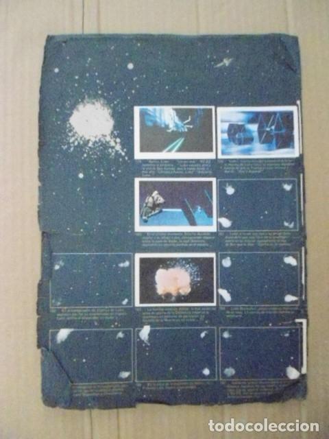 Coleccionismo Álbum: STAR WARS 1977 ALBUM CASI VACIO + ALBUM PARA COMPLETAR - LEER DESCRIPCION - Foto 23 - 178265065