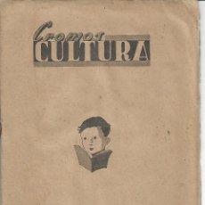 Coleccionismo Álbum: CROMOS CULTURA ALBUM 4º - COMPLETO. Lote 178389772