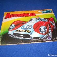 Coleccionismo Álbum: AUTOMÓVILES COMPLETO 216 CROMOS. MAGA 1972. BUEN ESTADO.. Lote 178577341