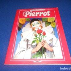 Coleccionismo Álbum: ALBUM DE CROMOS PIERROT ANTALBE, 1982 COMPLETO MUY BUEN ESTADO. Lote 178577520