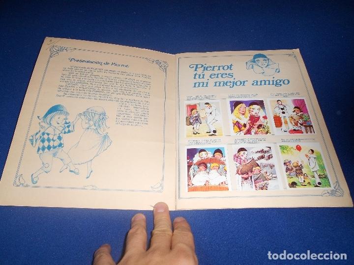 Coleccionismo Álbum: ALBUM DE CROMOS PIERROT ANTALBE, 1982 COMPLETO MUY BUEN ESTADO - Foto 2 - 178577520