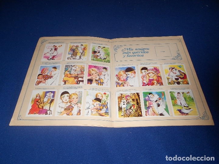 Coleccionismo Álbum: ALBUM DE CROMOS PIERROT ANTALBE, 1982 COMPLETO MUY BUEN ESTADO - Foto 5 - 178577520