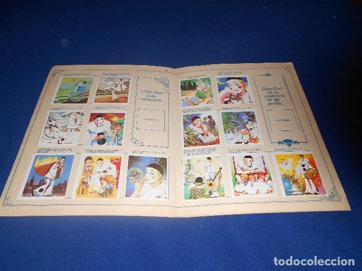 Coleccionismo Álbum: ALBUM DE CROMOS PIERROT ANTALBE, 1982 COMPLETO MUY BUEN ESTADO - Foto 9 - 178577520