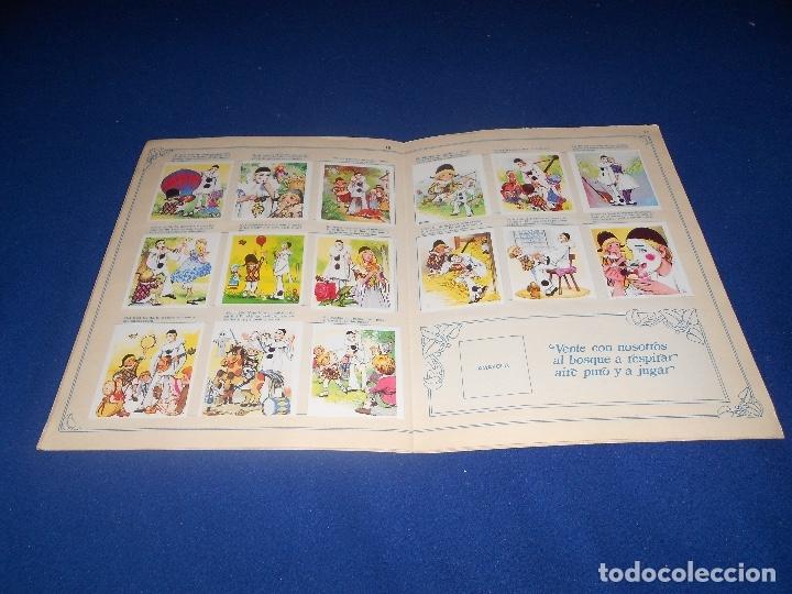 Coleccionismo Álbum: ALBUM DE CROMOS PIERROT ANTALBE, 1982 COMPLETO MUY BUEN ESTADO - Foto 10 - 178577520