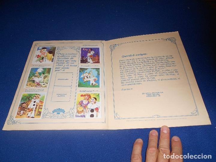 Coleccionismo Álbum: ALBUM DE CROMOS PIERROT ANTALBE, 1982 COMPLETO MUY BUEN ESTADO - Foto 14 - 178577520