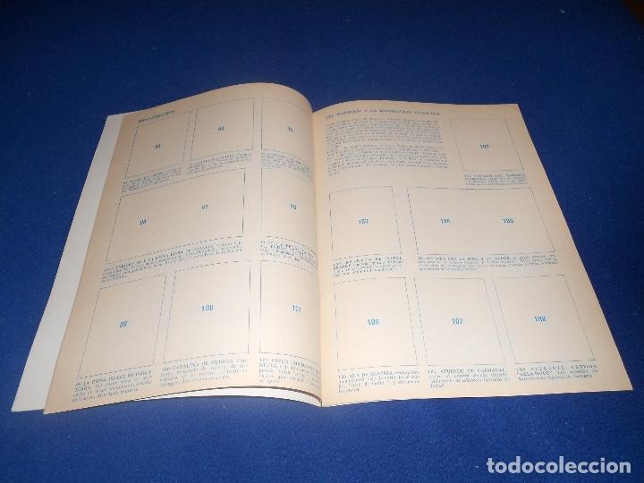 Coleccionismo Álbum: ALBUM DE CROMOS VACÍO HISTORIA DEL VESTIDO, DE DIFUSORA DE CULTURA, PLANCHA - Foto 3 - 178577683